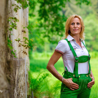 "RoVo Photography - ""DIRNDL-Fotoshooting"""